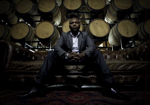 White House Chef: Victor Bongo