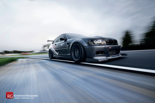 BMW E46 M3 Supercharger