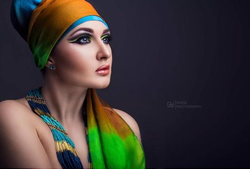 Nefertite by dnjimage dnj