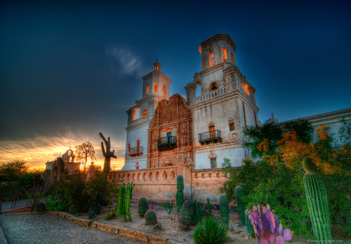 San Xavier Mission Del Bac