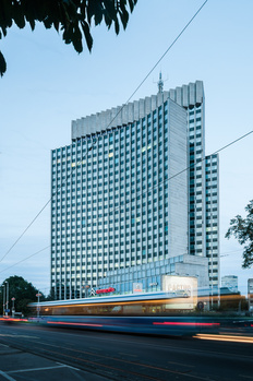 Zagrepcanka - business tower