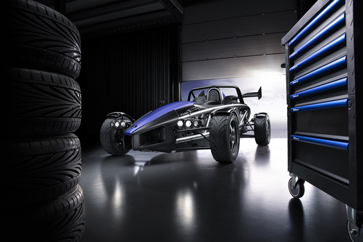 Ariel Atom 3.5 Supercharged by Thomas Boudewijn