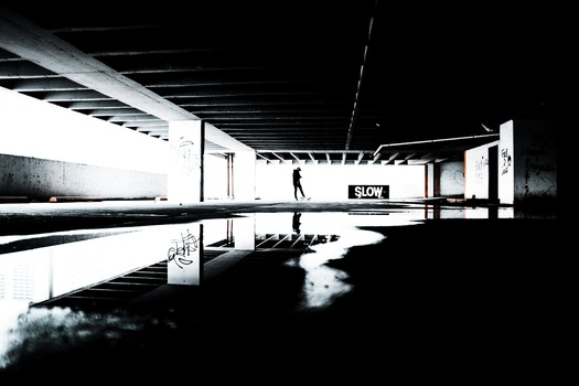Urban Explorer by Mike Victorick