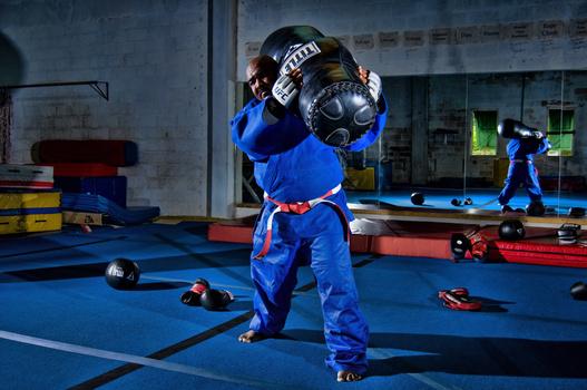 Martial Artist - Master Hechevarria