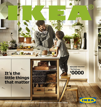 Ikea catalog 2016 cover