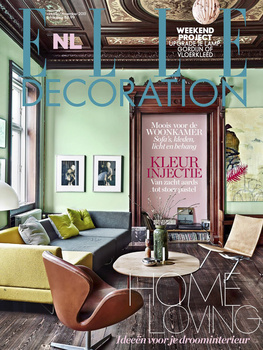 Elle Decoration Netherland Cover