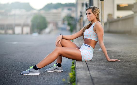 Athletic Rebecca 2