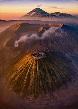 Bromo Mountain by Ali Alsulaiman