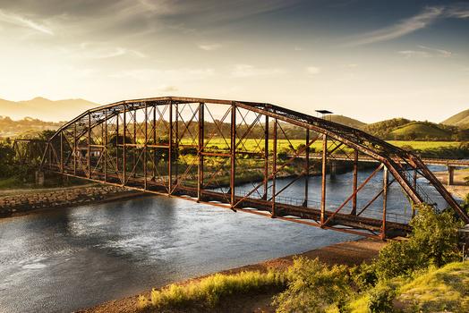 Potrerillos Bridge