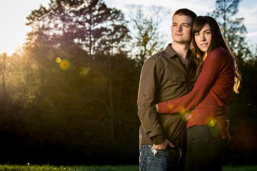 Amber & Gage Engagement