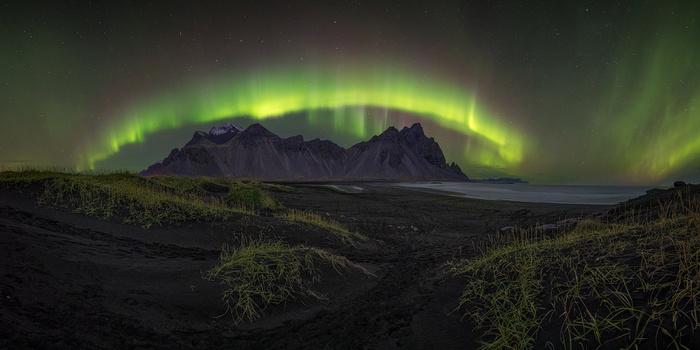 Verstrahorn aurora. by Juan Romero Salamanca