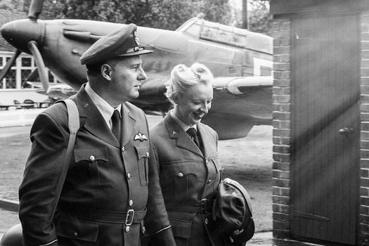 RAF Couple