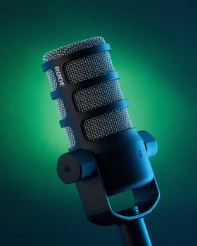 Microphone by Miha Me