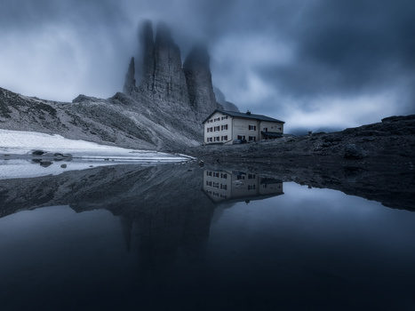 The Towers by Michele Buttazzoni
