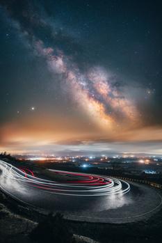 Night Moves by GARY CUMMINS
