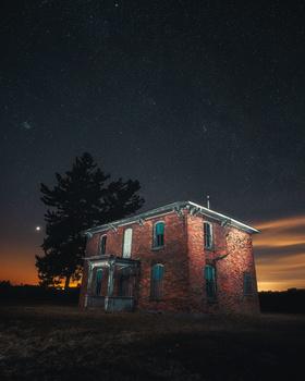 Abandoned by GARY CUMMINS