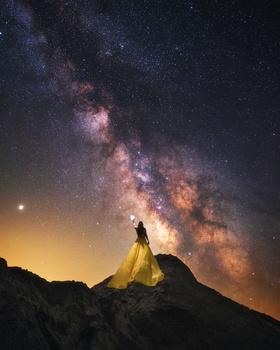 Starlight! by GARY CUMMINS