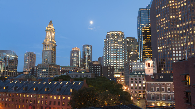 Boston Night