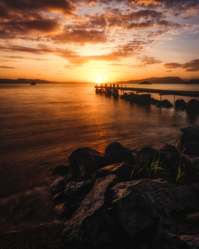 Norwegian coasts. by Hans Strand