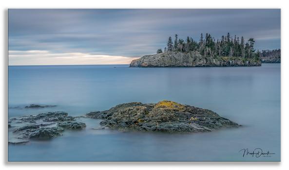 Beaver Bay Minnesota by Mark Darnell