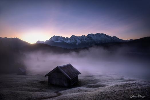Alpi du Bavaria by Fabrice Petruzzi