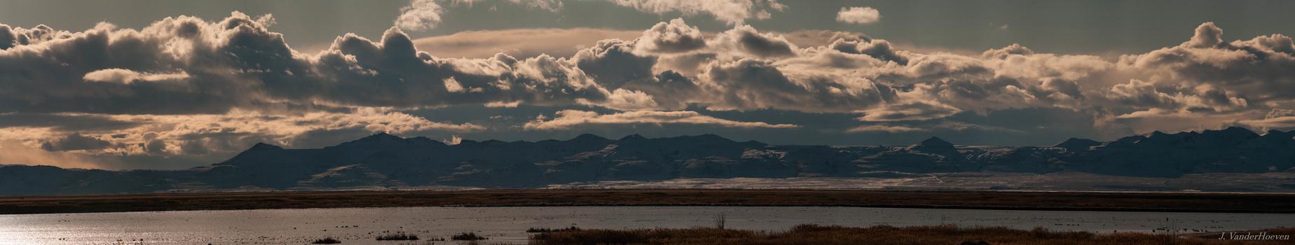 Clouds of Glory by Jake VanderHoeven