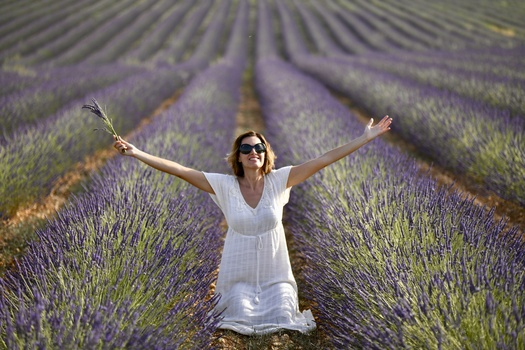 Siri, where to take a photo in Provence? by Nenad Uzelac