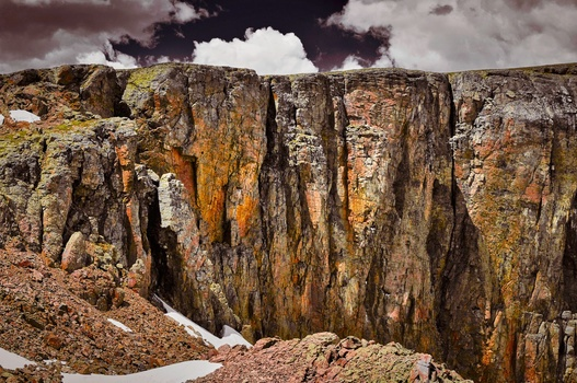 Cliff Divide by Mark Mathews