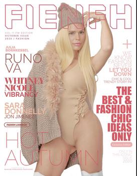 Multi-Published Cover Model Mariam Fernandez Rodriguez by Mariam Fernandez Rodriguez