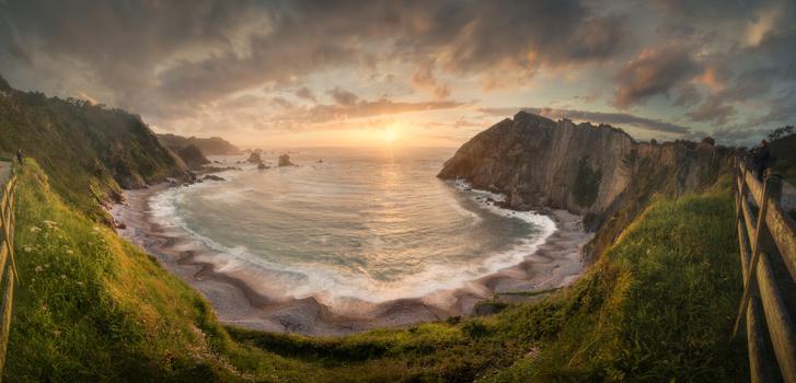 Silence Beach by Tiago Marques