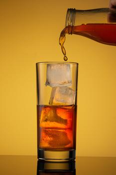 Ice tea by Skyler Ewing