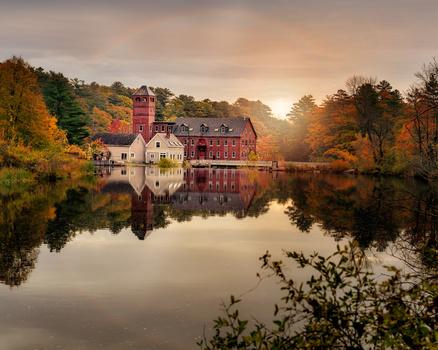 Yarmouth, Maine by Skyler Ewing