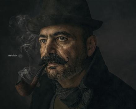 Gangs of New York by Akis Douzlatzis
