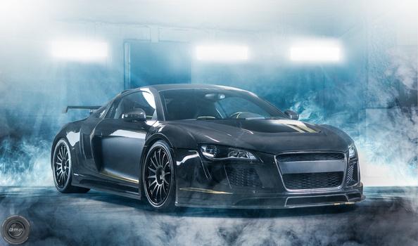 Carbon Fiber Audi R8 Razor V10