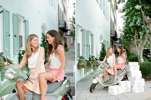 Scooter Styled Shoot Charleston SC