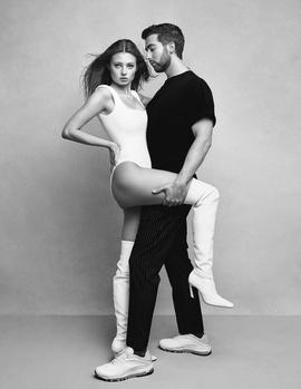 Emilie B. & Jonas A. by Irina Jomir