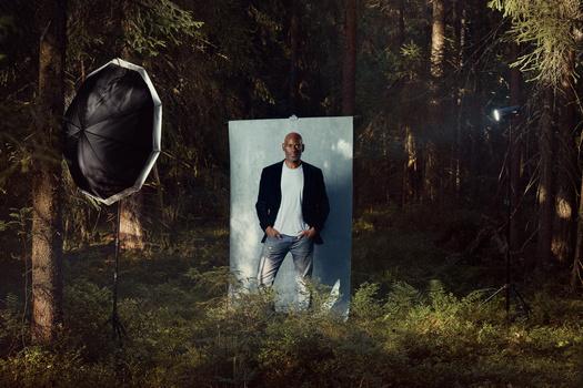 In the Norwegian woods by Irina Jomir