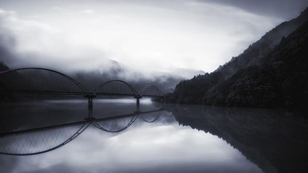 P&B Yumenokake Bridge by Herbert Ferreira