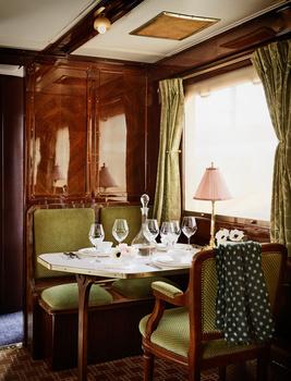 Orient Express in Paris