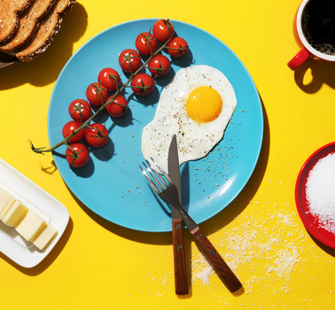 Flying Breakfast Project by Yechiel Orgel