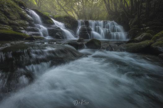 Water current by Daiki Kuroda