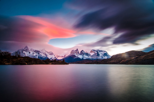Horns of Paine by Manuel Fuentes