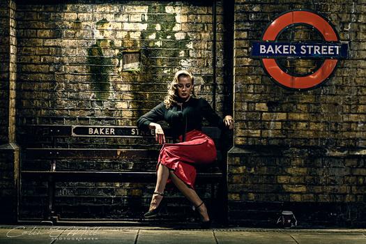 Underground by Colin Mill