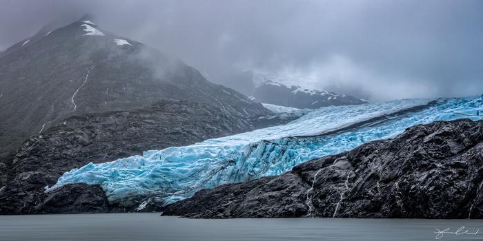 Portage Glacier - Girdwood Alaska