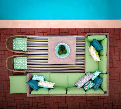 Overhead Furniture by Michael Einreinhof