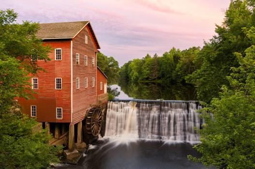 The Dells Mill
