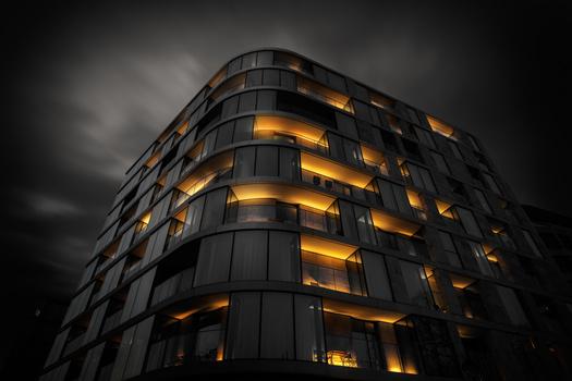 London Apartments by David Garthwaite
