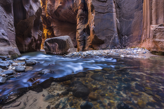 """""""The Narrows"""" - Zion"""