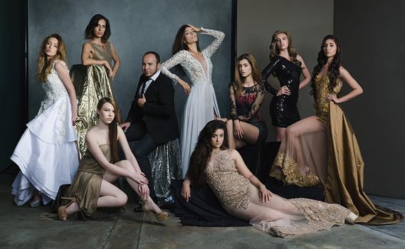 Vanity Fair Style Group Composite