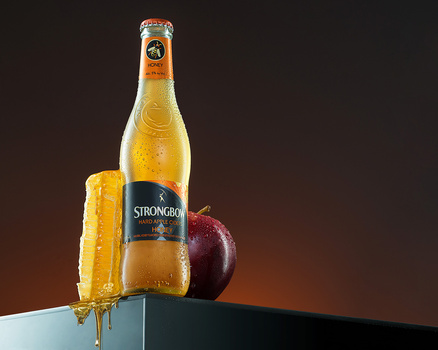 Strongbow Hard Apple Cider Honey Flavored